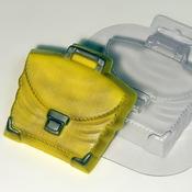 Пластиковая форма для мыла Портфель