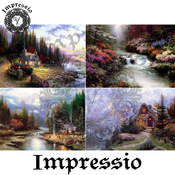 Декупажная карта Impressio  5068