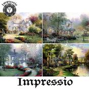Декупажная карта Impressio  5075