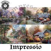 Декупажная карта Impressio  5076
