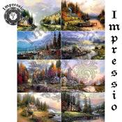 Декупажная карта Impressio  5078