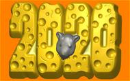 Пластиковая форма для мыла 579 - 2020 сыр