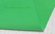 Пластичная замша FOAM 60x70 см светло-зеленый