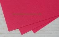 Фетр листовой жесткий  1мм 20х30см арт.FLT-H1 розовый цв.614