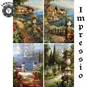 Декупажная карта Impressio  6900