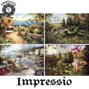 Декупажная карта Impressio  6903