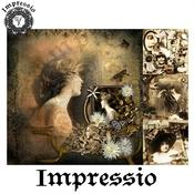Декупажная карта Impressio  6909