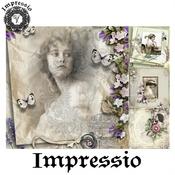 Декупажная карта Impressio  6914