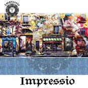 Декупажная карта Impressio  7098