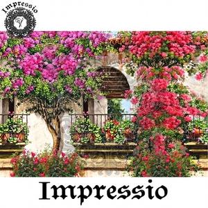 Декупажная карта Impressio  7103