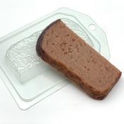 Пластиковая форма для мыла Хлеб черный арт 1721