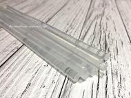 Клей прозрачный для малого клеевого пистолета 7,2 мм 27 см