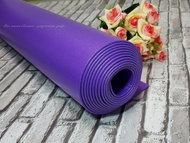 Изолон для цветов ППЭ 2 мм фиолетовый 0,75х1 м