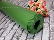 Изолон для цветов ППЭ 2 мм травяной 0,75х1 м