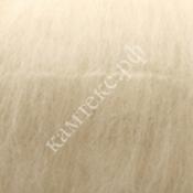 Кардочес шерсть 100% полутонкий бежевый светлый Камтекс 200 гр 006