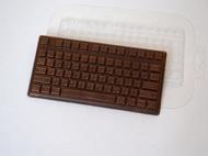 Пластиковая форма для мыла Плитка Клавиатура