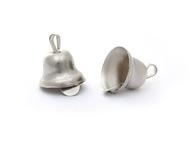 Колокольчик 8мм TBY.70801 цв.серебро