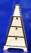 Комод-башня 44х24х14 см