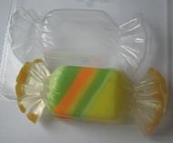 Пластиковая форма для мыла Конфетка