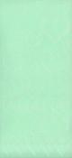 """Контурные наклейки """"Сердечки"""", лист 10x24,5 см, цвет мятный"""