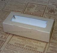 Коробка картонная крафт 17х7х4см