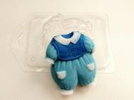 Пластиковая форма для мыла Костюмчик для мальчика