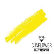 Краситель для смолы и полимеров CraftResinTint, Жёлтый-золотистый, 10мл (1шт)