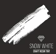 Краситель для смолы и полимеров CraftResinTint, Белый,10мл (1шт)