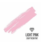 Краситель для смолы и полимеров CraftResinTint, Light Pink,Розовый (1шт)