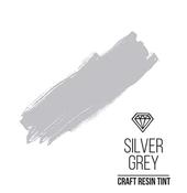 Краситель для смолы и полимеров CraftResinTint, SilverGrey,Серый серебристый, 10 мл (1шт)