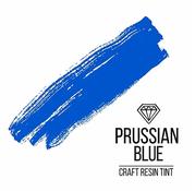 Краситель для смолы и полимеров CraftResinTint,Берлинская лазурь, 10мл (1шт)