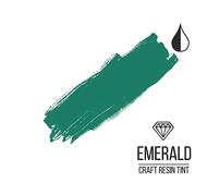 Краситель для смолы и полимеров CraftResinTint,Изумрудный, 10мл (1шт)