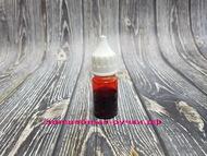 Краситель жидкий красный для эпоксидной смолы, 5 мл