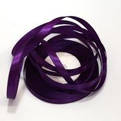 Лента атласная 2,5см (8110/3162 сине-фиолетовый)