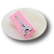 Пластиковая форма для мыла Любовь к Парижу