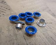 Люверс 9 мм, синий